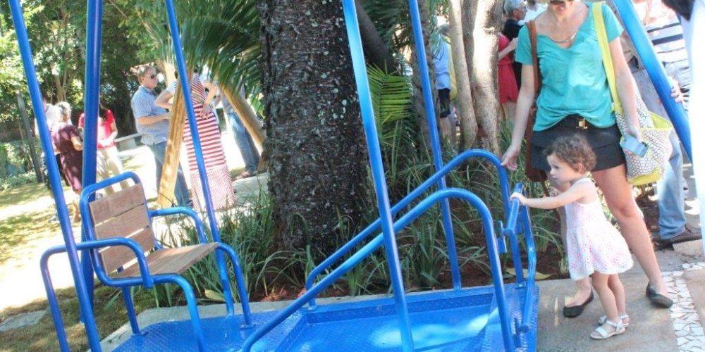 Inauguração Parque da Mooca
